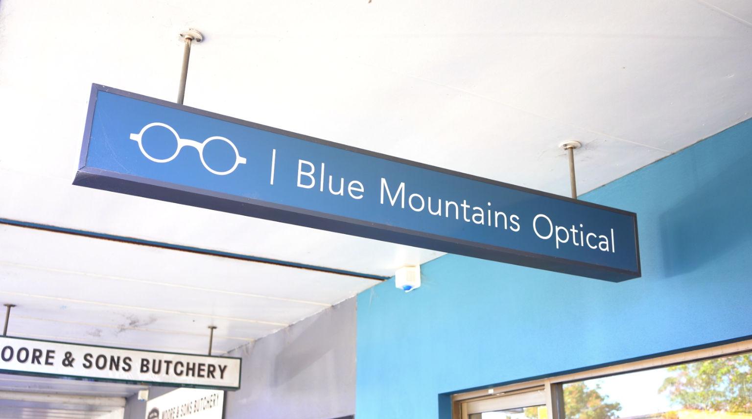 Blue Mountains Optical